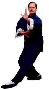 John Painter doing Baguazhang